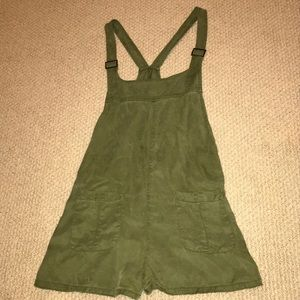1b345e5588c Urban Outfitters Other - BDG Nicki Overall Romper